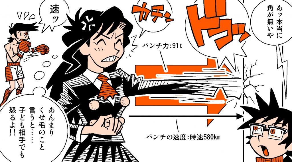 web用『名探偵コナン』蘭の髪型図A